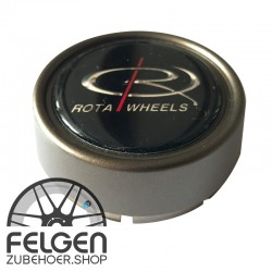 Nabendeckel ROTA Wheels medium in der Farbe Mattbronze 3